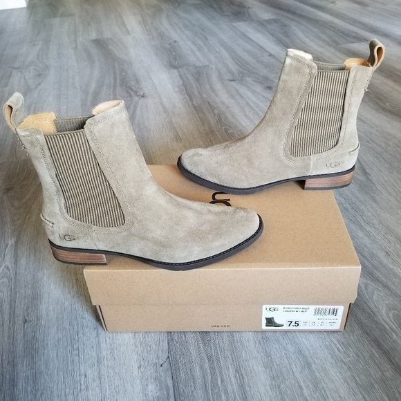 64e30acfc23 UGG Hillhurst Suede Boot. NWT